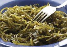 Что приготовить из морской капусты