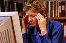 Может ли болеть голова от компьютера