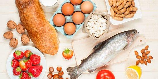 Пищевая аллергия - 8 самых аллергенных продуктов питания