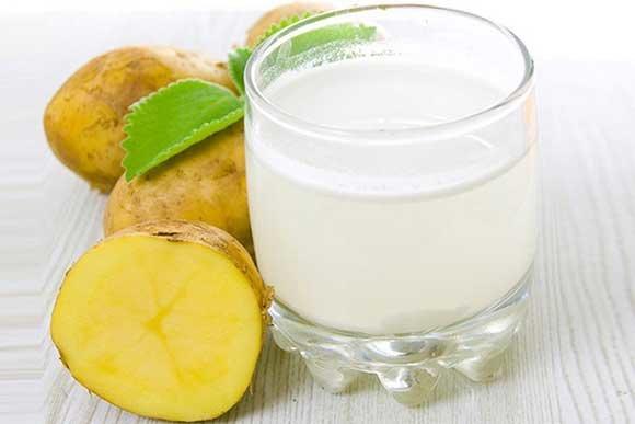 11 удивительных свойств сока картофеля для здоровья и красоты