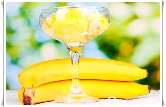 Мороженое за 5 минут с одним ингредиентом