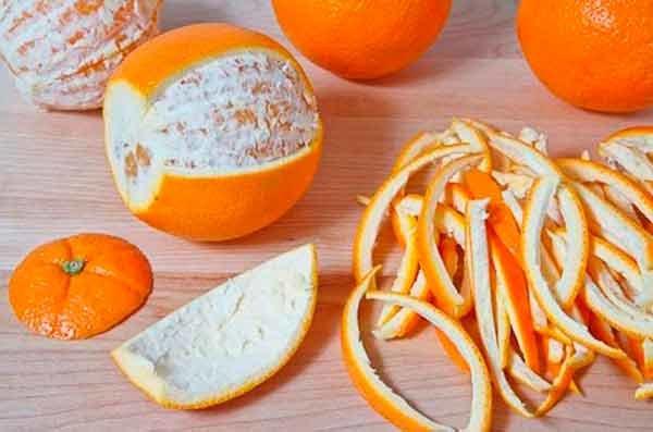 15 удивительных способов использования кожуры апельсина