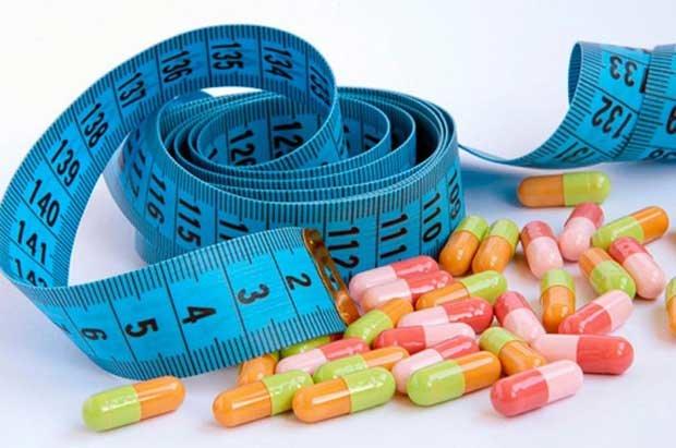12 популярных средств для похудения