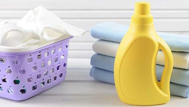 Средства для стирки— домашний смягчитель для тканей